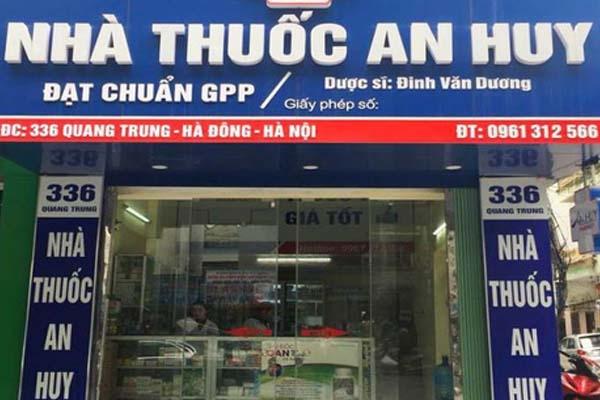 Nhà thuốc An Huy