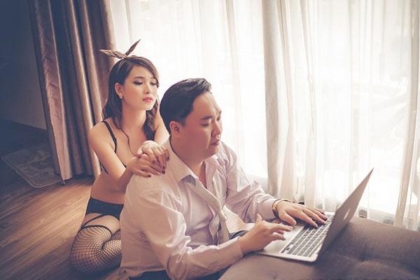 PGA có phải hình thức mại dâm không?