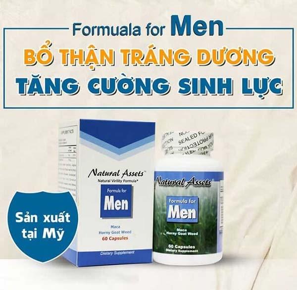 Thuốc Formula for man