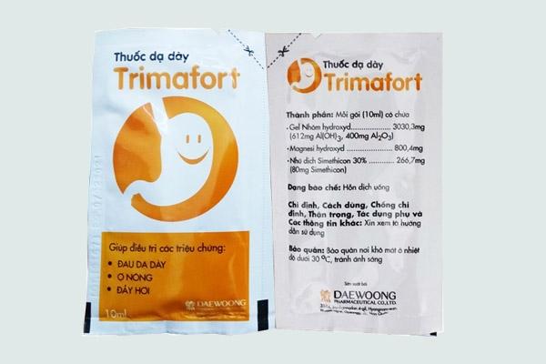 Gói thuốc Trimafort