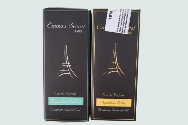 Nước hoa vùng kín Emma's Secret Paris