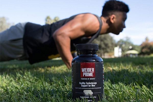 Healthy Testosterone Support for Men giúp tăng cường sinh lực phái mạnh