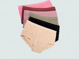 Thế giới quần lót nữ