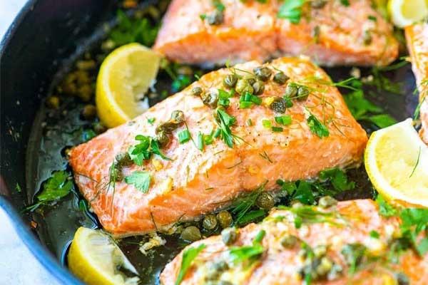 Chất béo không bão hòa trong cá giúp giảm mỡ nội tạng
