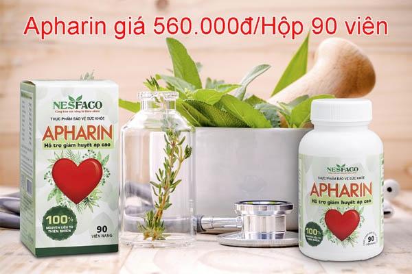 Giá thuốc Apharin