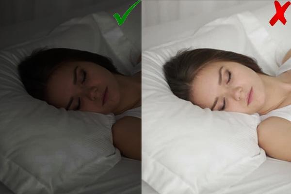 Giảm cường độ ánh sáng giúp cải thiện giấc ngủ