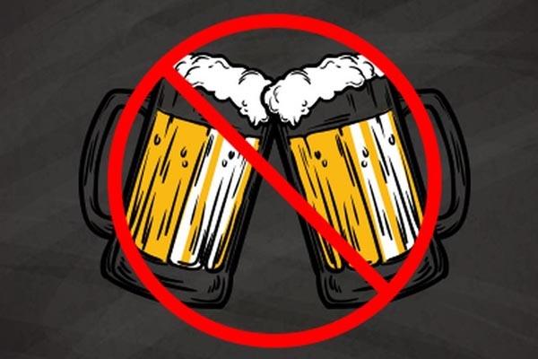 Hạn chế rượu bia để giảm mỡ bụng