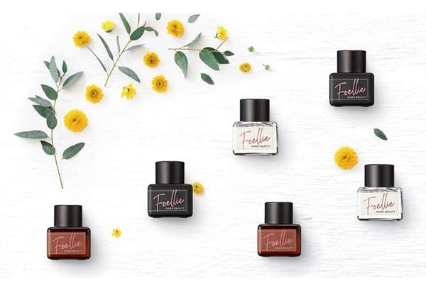 Các loại nước hoa vùng kín Foellie