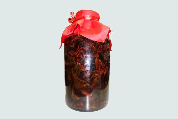 Lọ rượu ngâm Amakong