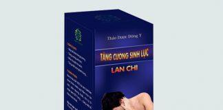 Sản phẩm tăng cường sinh lực Lan Chi