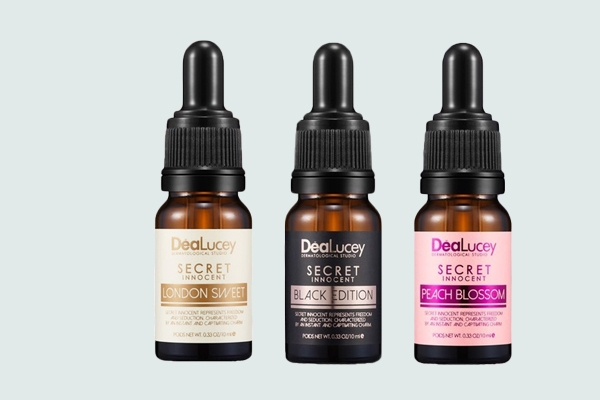 3 dòng sản phẩm của Nước hoa vùng kín DeaLucey