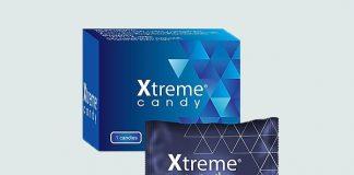 Hộp Kẹo Sâm Xtreme candy 1 viên