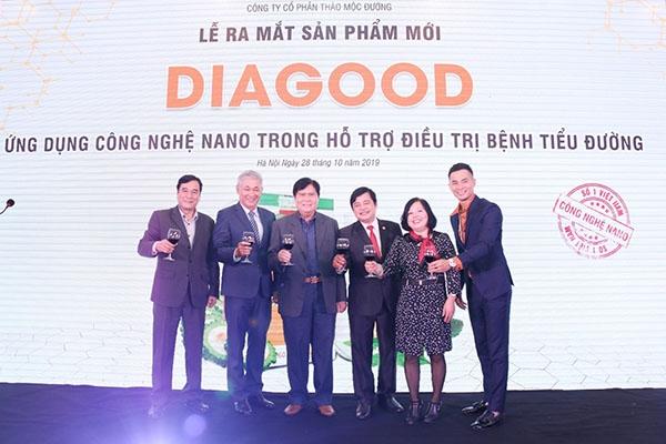 Lễ ra mắt sản phẩm DIAGOOD
