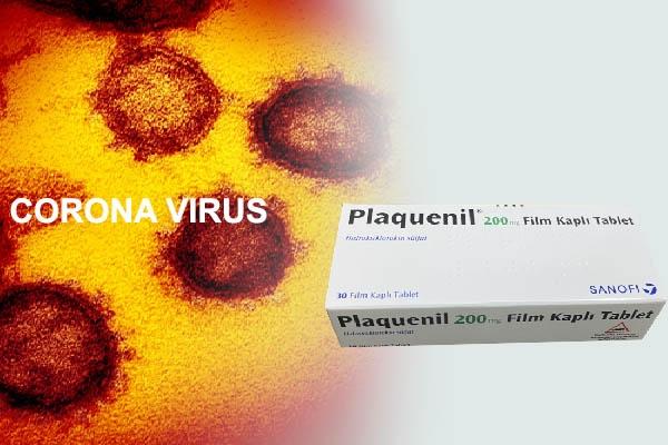 Thuốc Plaquenil có tác dụng nhất định lên Virus SARS-CoV-2