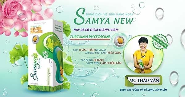 Bộ sản phẩm Samya mới