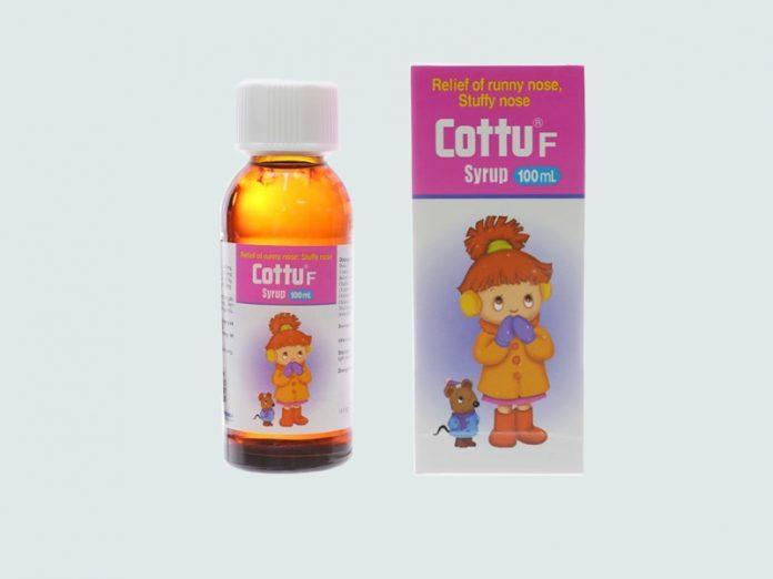 Thuốc Cottuf