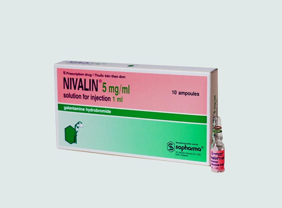 Nivalin 5mg/ml