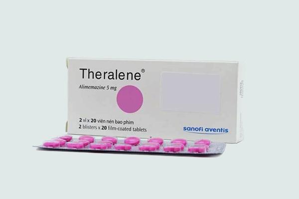 Thuốc Theralene 5mg hộp 40 viên