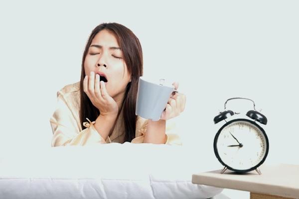 Theralene được chỉ định điều trị tình trạng mất ngủ