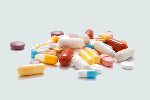Tương tác của Theralene với các thuốc khác