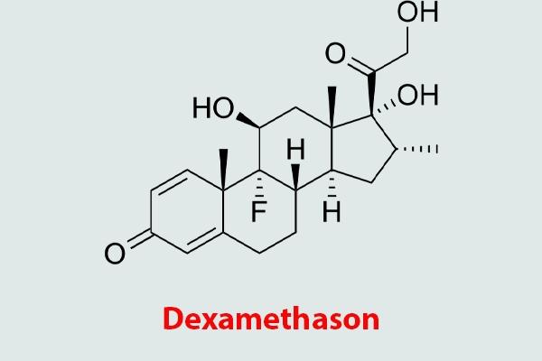 Công thức hóa học của Dexamethason