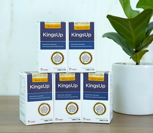 Viên uống tăng cường sinh lý KingsUp