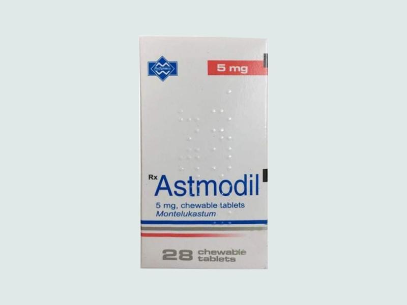 Thuốc Astmodil 5mg