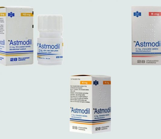 Thuốc Astmodil