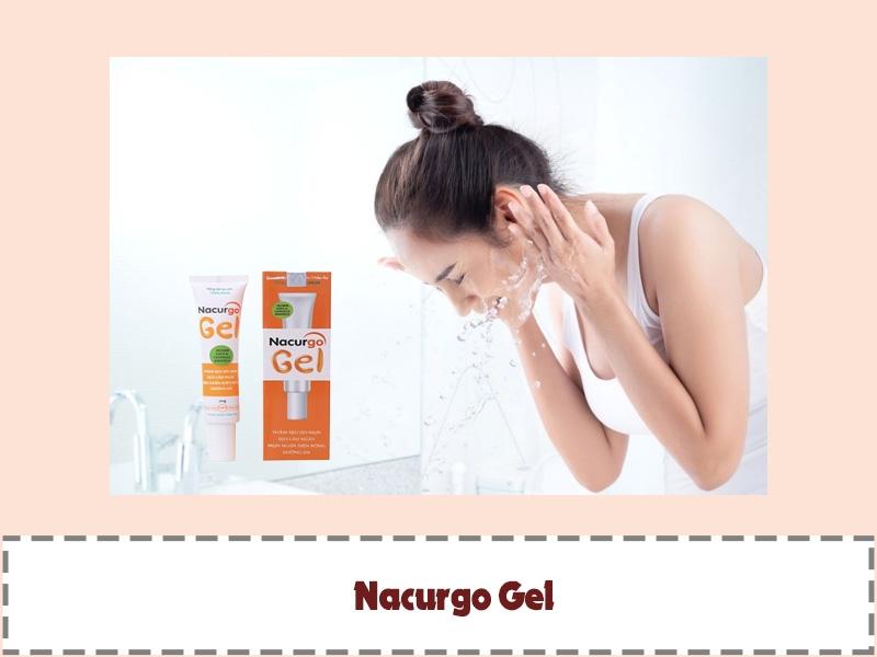 Hướng dẫn sử dụng Nacurgo Gel đúng cách